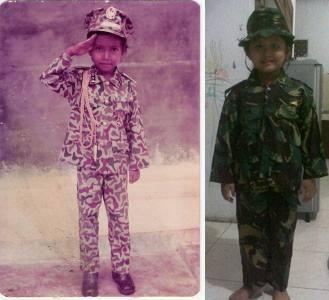 tentara 1970an dan 2010an