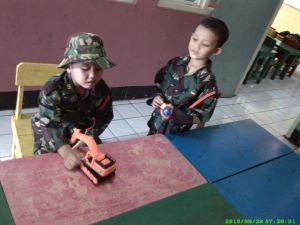tentara atur strategy perang